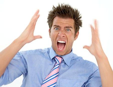 Стресс снижает фертильность мужчины
