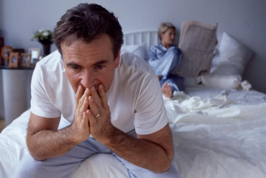 Симптомы андропаузы