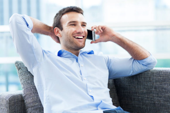 Мобильники вызывают мужское бесплодие