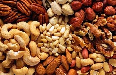 Орехи, которые повышают сексуальность