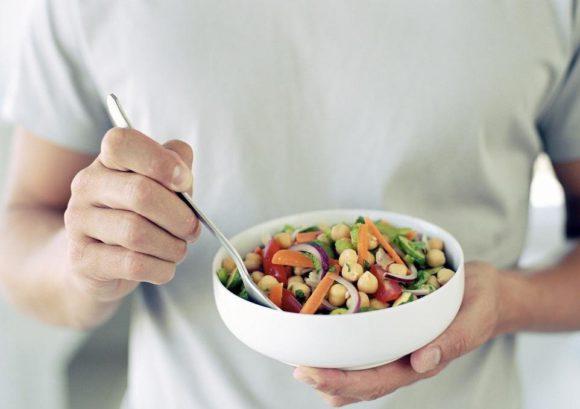 Вегетарианская диета делает мужчин бесплодными