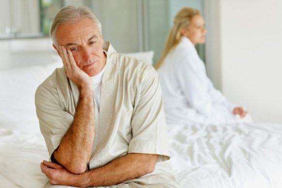Проблемы в сексуальной сфере появляются после инфаркта чаще, чем депрессия