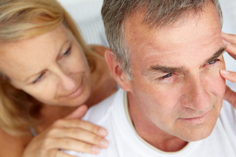 Мужская менопауза: что делать