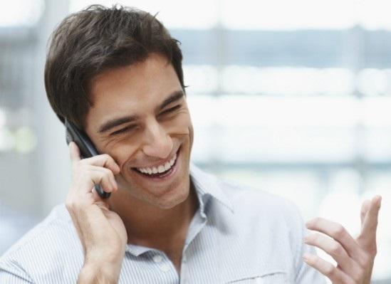 Частые разговоры по телефону вызывают бесплодие у мужчин