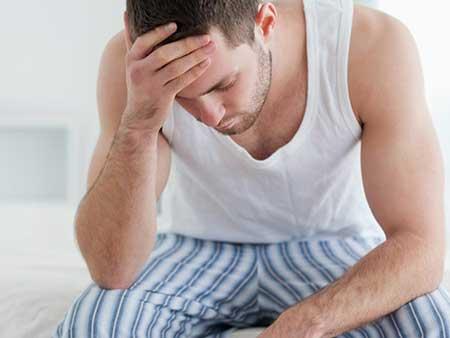 Чисто мужская болезнь
