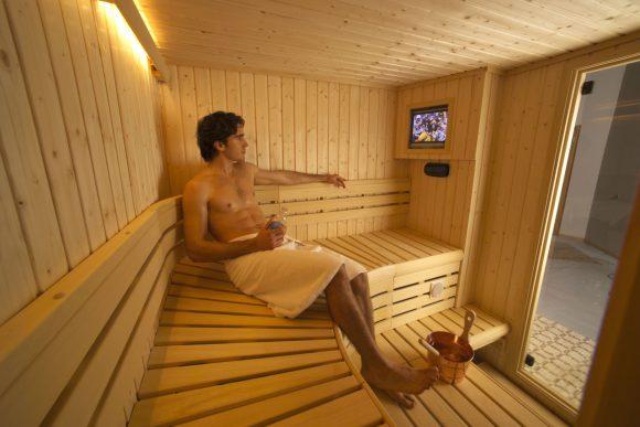 Частое посещение сауны ухудшает качество спермы у мужчины