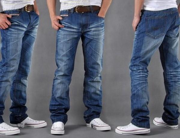 Обтягивающие джинсы грозят мужчинам неприятностями