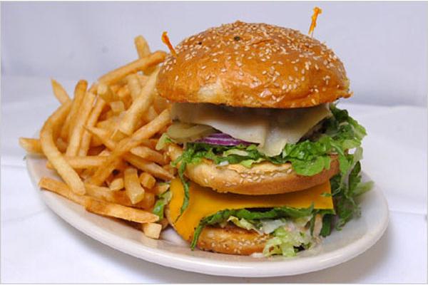 Жирная пища ухудшает качество спермы