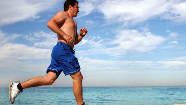 Повысить потенцию поможет умеренная физическая нагрузка