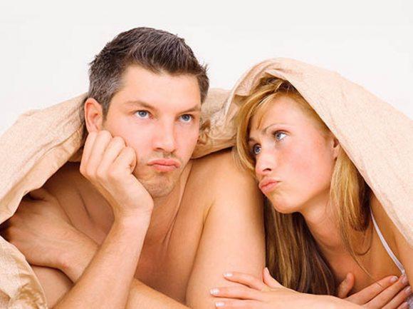 Причины отсутствия полового влечения у мужчины