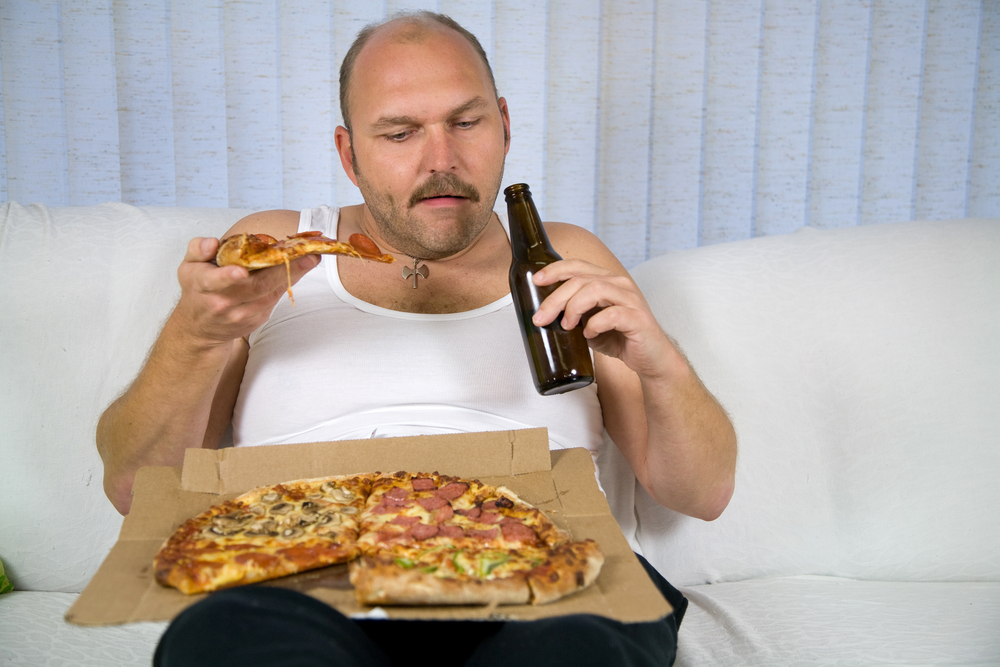 Злоупотребление пивом у мужчин может привести к импотенции