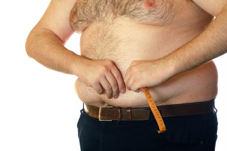 Большой размер талии увеличивает риск сексуальной дисфункции у мужчин