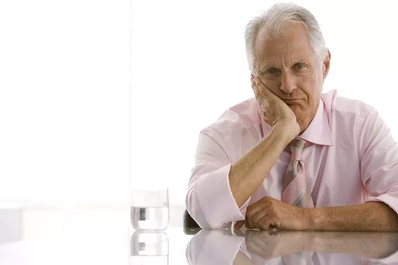 Мужчины тоже страдают от симптомов менопаузы
