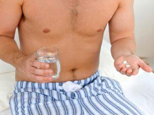 Прием более одного препарата чреват для мужчин развитием эректильной дисфункции
