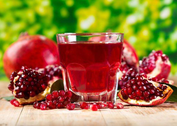 Гранатовый сок может заменить виагру