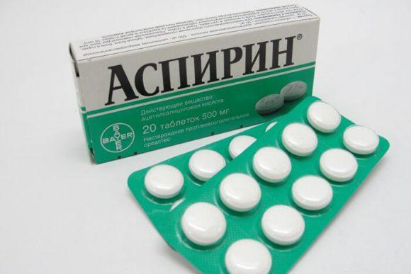 Аспирин приводит к импотенции у мужчин