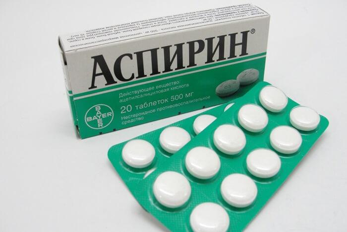аспирин при эректильной дисфункции