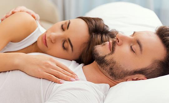 Здоровый сон – залог здорового секса