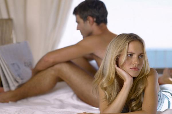У мужчин дольше сохраняется половая активность, чем у женщин
