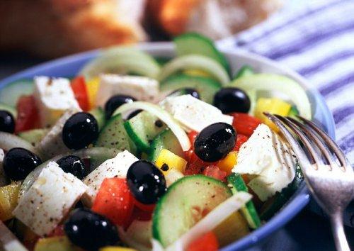 Средиземноморская диета избавит от импотенции