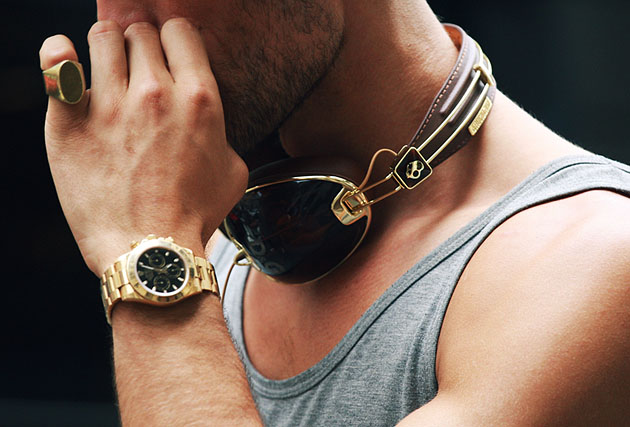 Чем чревато для мужчин длительное ношение золотых колец