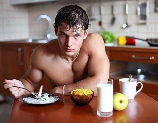 Какие продукты лучше подходят для мужского организма