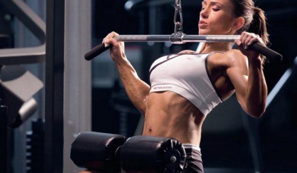 Модный тренд-быть сильным. Силовые тренировки.