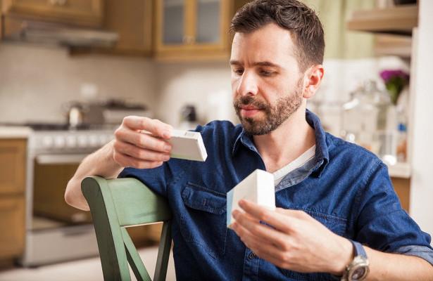 Ибупрофен влияет на мужское либидо