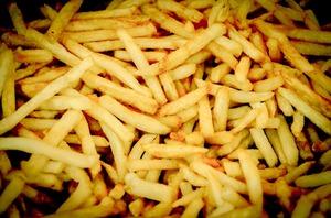 Картошка фри поможет справиться с облысением