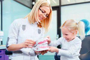Стоматолог. Что такое детская стоматология?