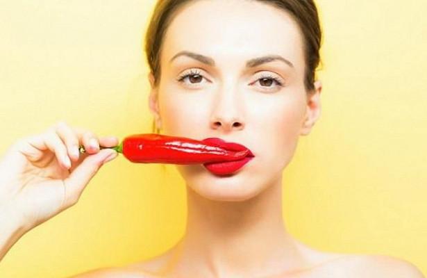 Острая пища делает мужчин привлекательными для женщин