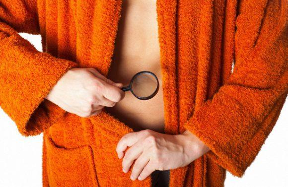 Ученые нашли бактерий в мужских яичках