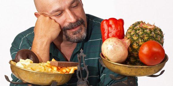 Питание при мужском бесплодии