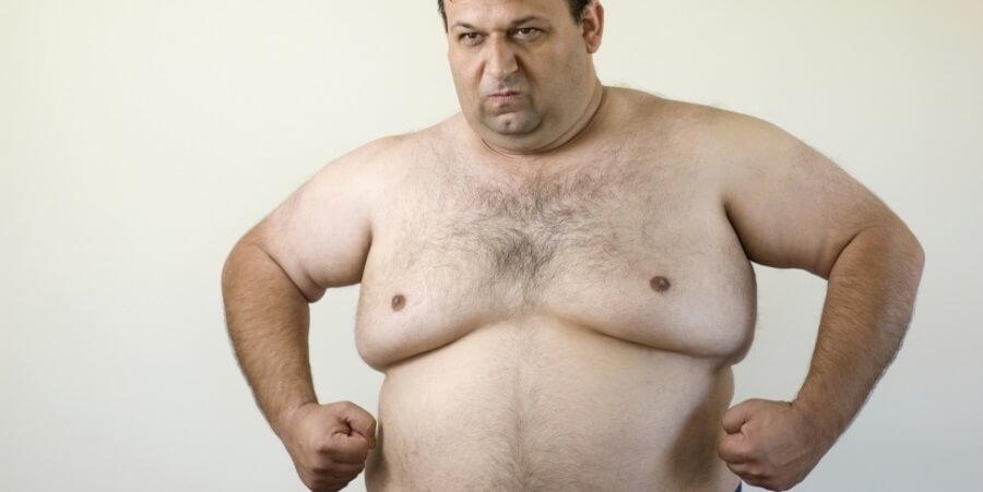У современных мальчиков растет грудь?!