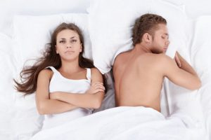 Когда мужчина не хочет секса