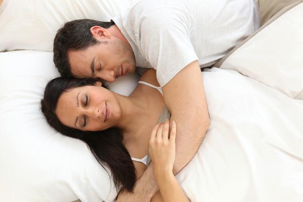 Супруги, не спите вместе!