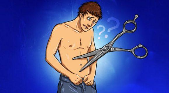 Привычка брить лобок грозит сифилисом и гонореей