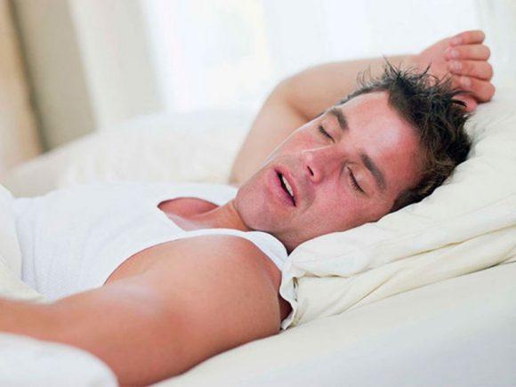 Ночная потливость актуальна и для мужчин