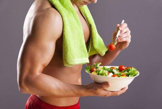 Врачи поделились секретом диеты для мужского здоровья