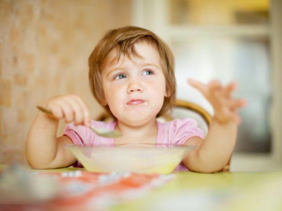 Правильное питание ребенка в возрасте от 1 до 3 лет