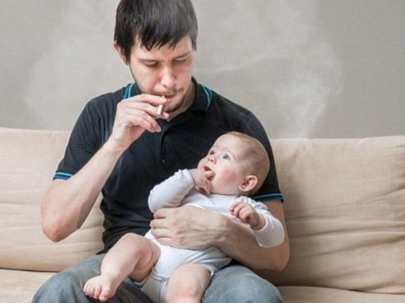У сыновей курящих мужчин меньше сперматозоидов