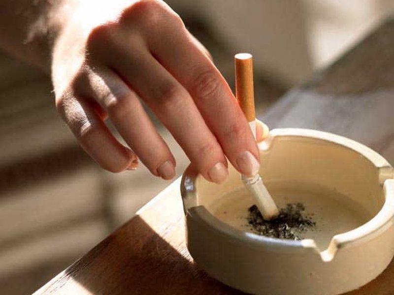 Попытки бросить курить лишь усиливают привычку