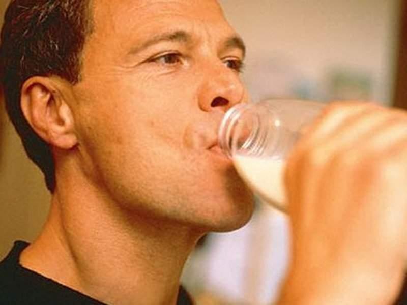 Молочные продукты могут плохо сказываться на мужском здоровье