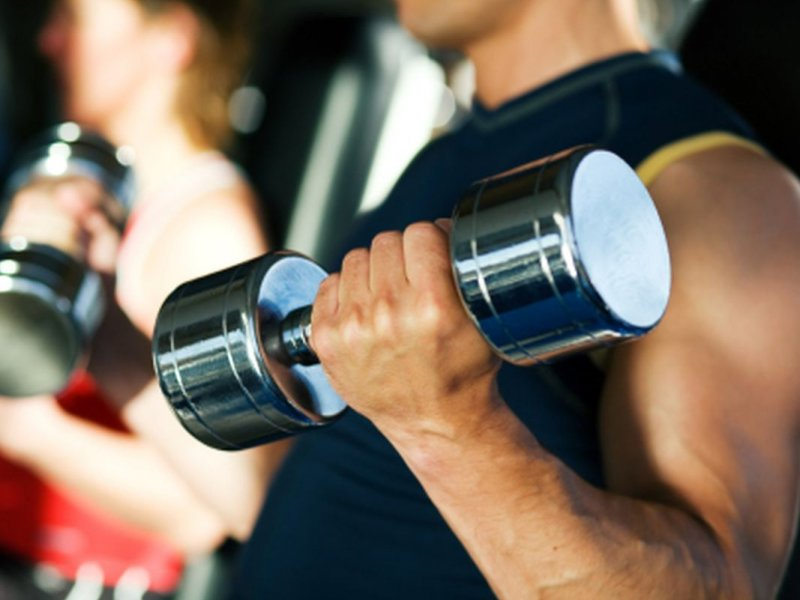 Увлечение спортом может навредить психике мужчин
