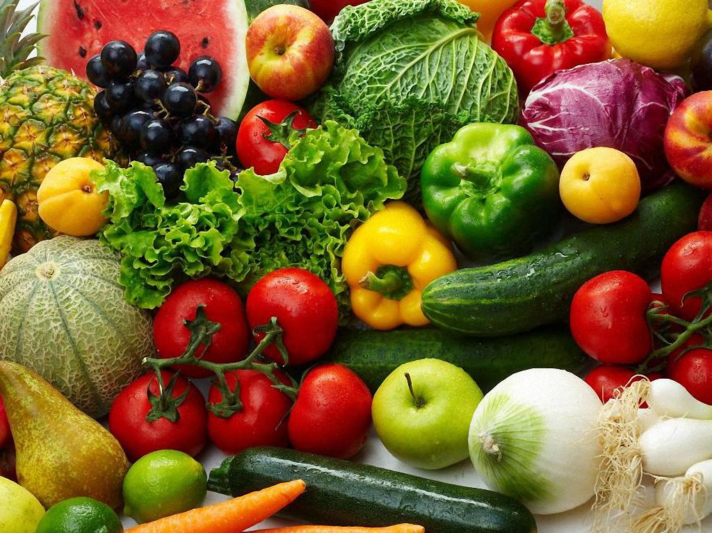 Краткое описание полезных свойств нескольких овощей и фрукта