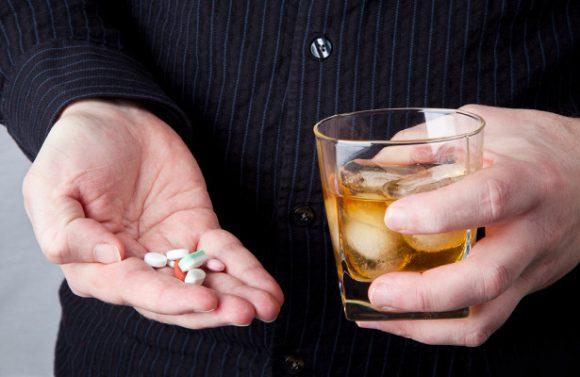 Что будет, если запить таблетку алкоголем