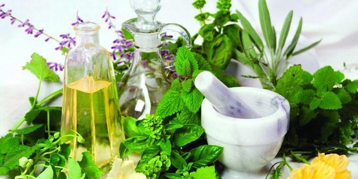 «Деревенское средство» от простатита (петрушка и мед)