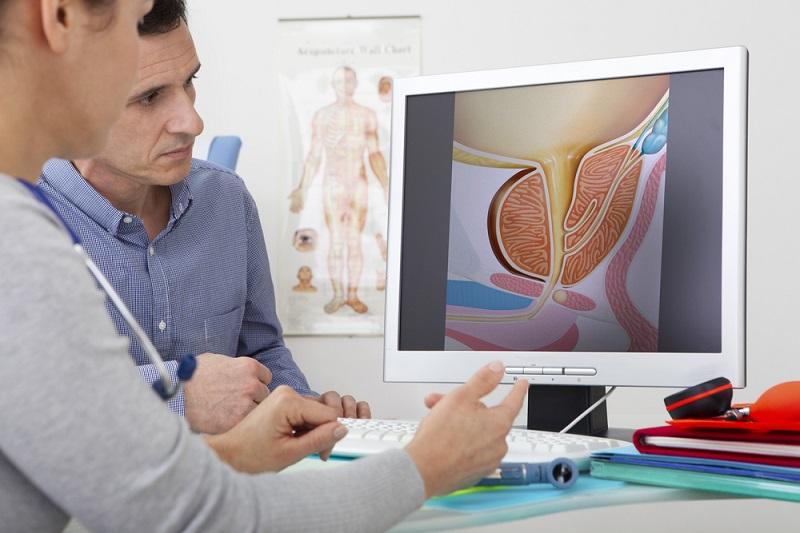 Простое упражнение для профилактики простатита