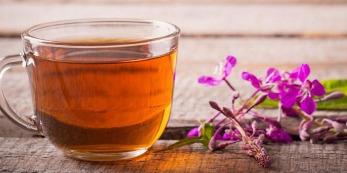 Травяной чай для повышения потенции