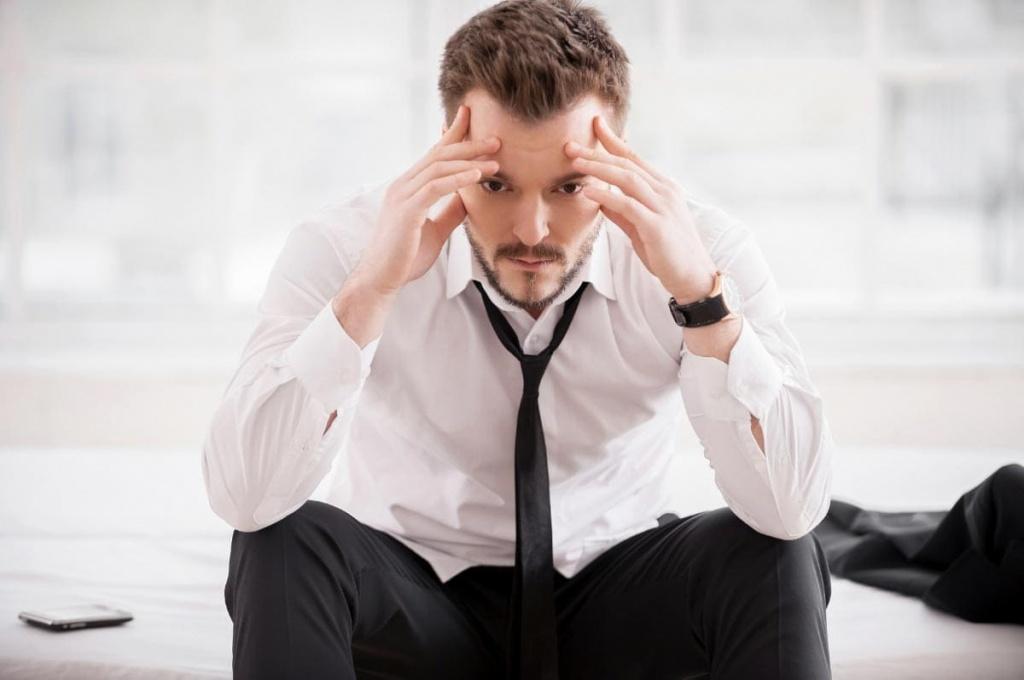 4 смертельных опасности для мужчин после 40